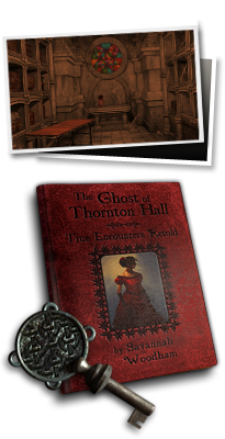 Призрак поместья торнтон