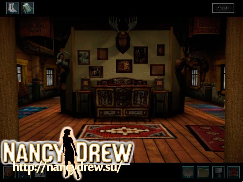 Скриншоты из игры Белый волк Ледяного ущелья