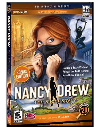 Об игре The Silent Spy - описание и обсуждение