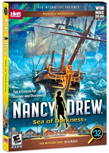 Об игре Sea of Darkness - описание и обсуждение
